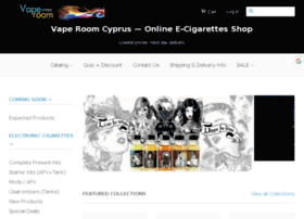 vape-room-cyprus.com