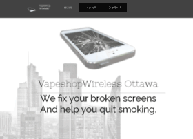 vapeshopwireless.com