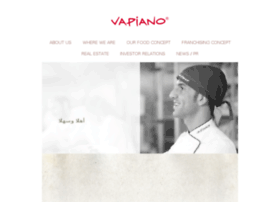 vapiano-people.com