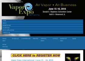 vaporexpointernational.com