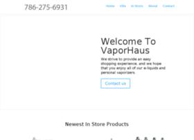 vaporhausstore.com