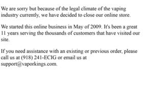vaporkings.com