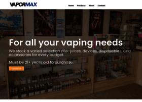 vapormaxusa.com