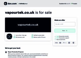 vapourtek.co.uk