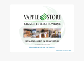 vapplestore.com