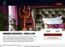 varbergsstadshotell.com
