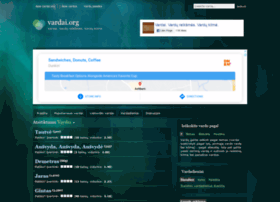 vardai.org