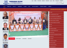 vardhamancollege.edu.in