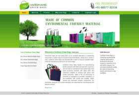 vardhangreenbags.com