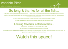 variablepitch.co.uk