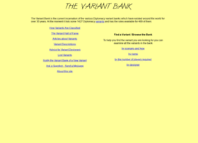 variantbank.org
