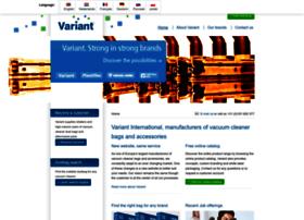 variantinternational.com