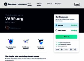 varr.org