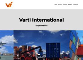 vartiinternational.com