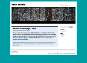 varunsharma15.wordpress.com