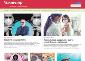 vasarnap.ujszo.com