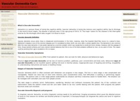 vasculardementiacare.com