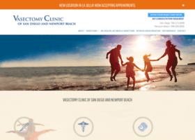 vasectomyclinicsandiego.com