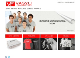 vasylifoundation.org