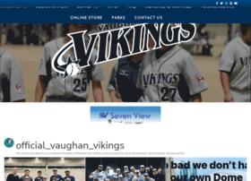 vaughanvikings.com