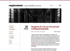vaughnsolander.wordpress.com