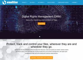 vaultize.com