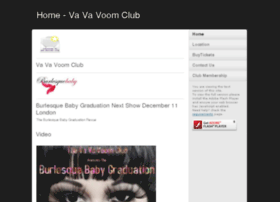 vavavoomclub.com