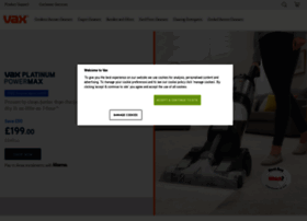 vax.co.uk