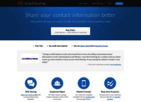 vcardhosting.com