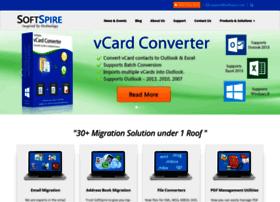 vcardtopst.softspire.com
