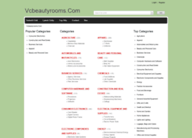 vcbeautyrooms.com