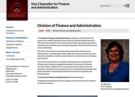 vcfa.uark.edu