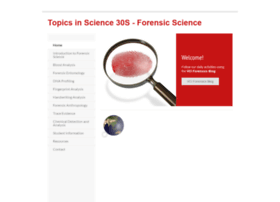 vciforensicscience.weebly.com