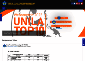 vclass.unila.ac.id