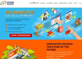 vcominfotech.com