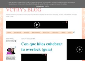 vctryblogger.blogspot.com.es