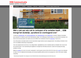 vdb-communicatie.nl