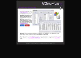vdrumlib.com