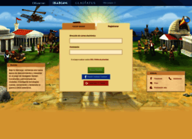 ve.ikariam.com