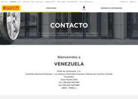 ve.pirelli.com
