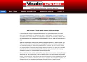 vealeautoparts.com.au