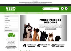 Vebopet.com.au