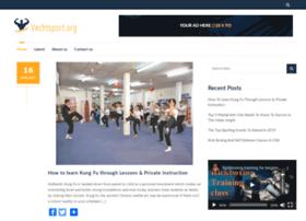 vechtsport.org