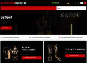 vechtsportonline.nl