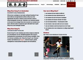 vechtsportschoolamsterdam.nl
