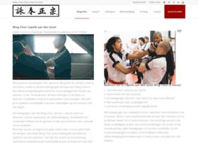 vechtsportschoolcapelle.nl