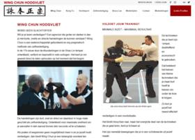 vechtsportschoolhoogvliet.nl