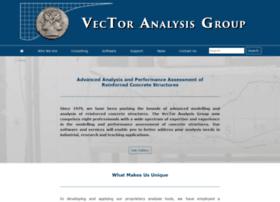 vectoranalysisgroup.com