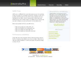 vectrosuffix.com