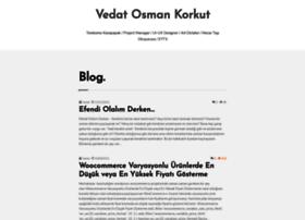 vedatosmankorkut.com